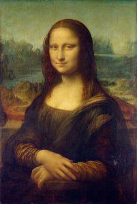 Image of the Mona Lisa